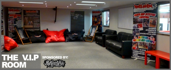Whats here VIP room