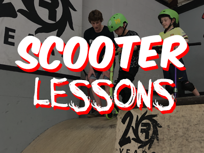 Scooter Lessons